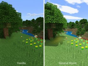 Natural Mystic Shader Pack