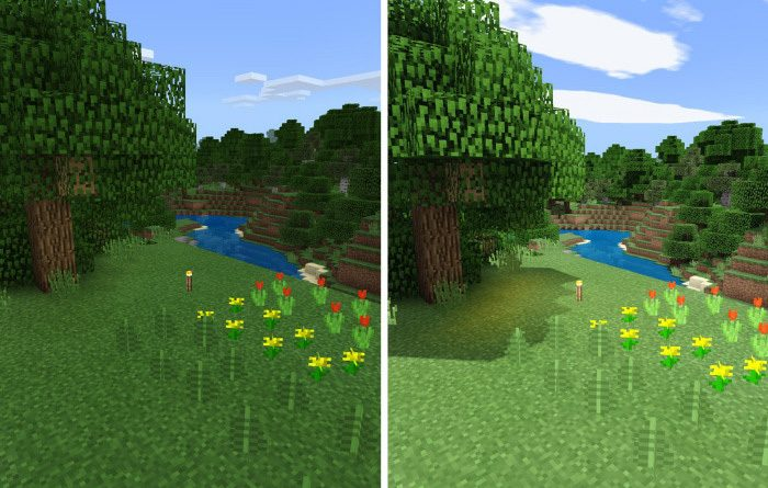 Natural Mystic Shader Pack – Minecraft 1.9