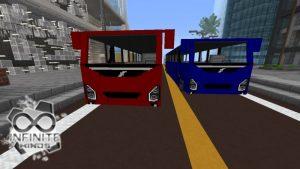Otobüs Eklentisi - Minecraft 1.12