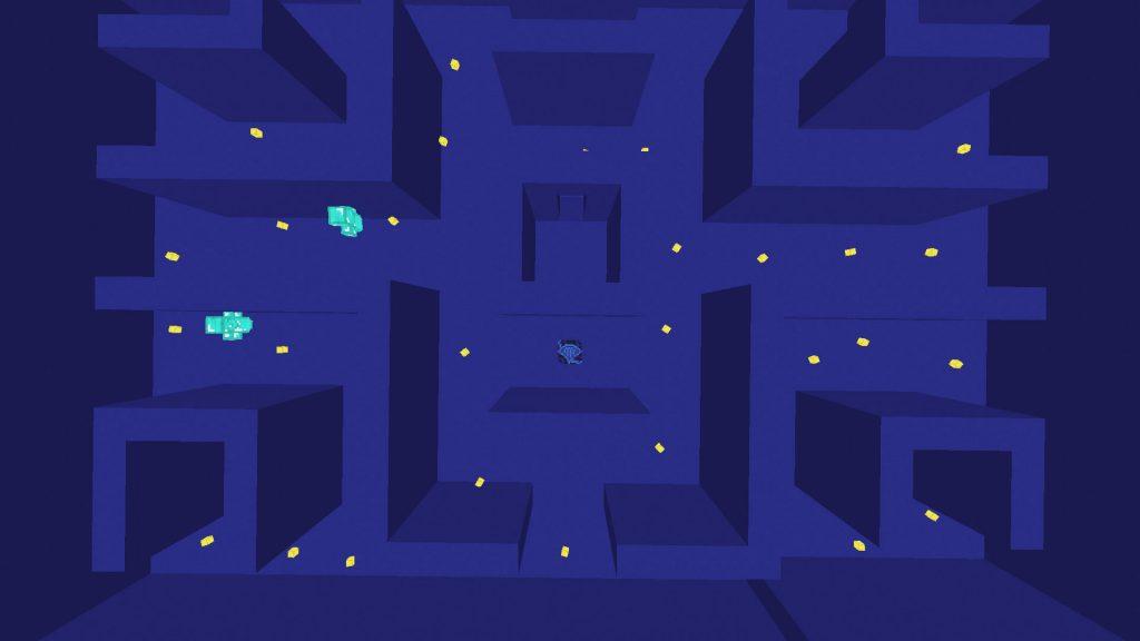 Pacman The Minecraft Version Minigame Map