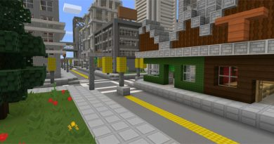 Paper Cut-Out Texture Pack – Minecraft 1.12