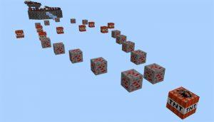Minecraft PE Parkour Islands Parkur Haritası