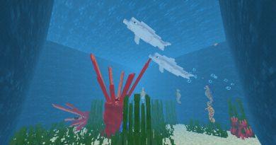 Pixtail Texture Pack – Minecraft 1.9