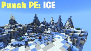 Punch PE: Ice Pvp Minigame Haritası