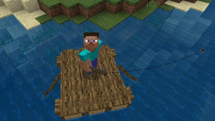 Raft Addon – Minecraft 1.6