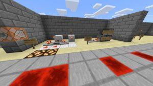 Redstone Yapıları Dünyası