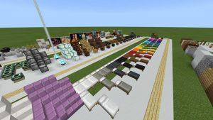 Minecraft Test Map MCPE