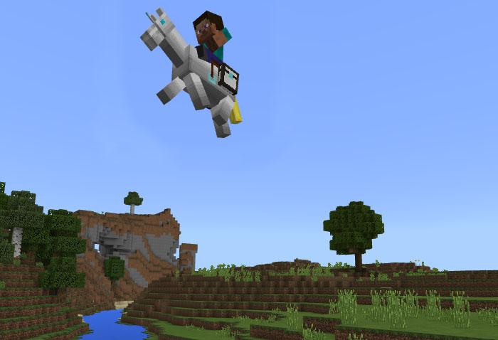 Robot Horse Addon