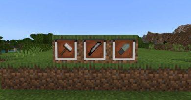 SCP: ParadoX Vanilla Texture Pack – Minecraft 1.16