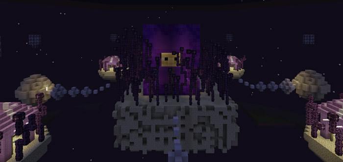 ShulkerWars [PvP] Minigame Map