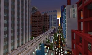 Skyscraper City (Şehir) Haritası