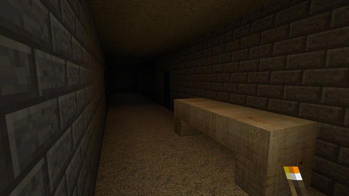 Slendrina: The Cellar Seviye #2 Korku Haritası