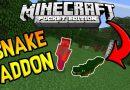 Snake Addon – Minecraft 1.2 (MCPE)