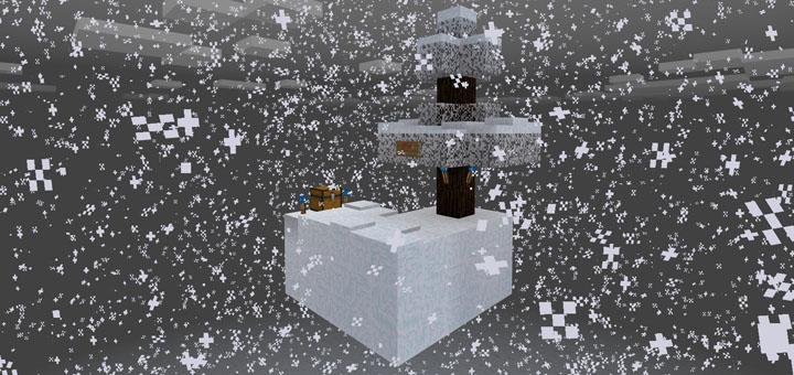 SnowBlock Survival Haritası
