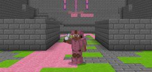 Splatoon (Turf Wars) Minigame Haritası