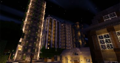 SSPE Lightweight Shader – Minecraft 1.2 (MCPE)