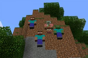 Statues Pack [Resource Pack]
