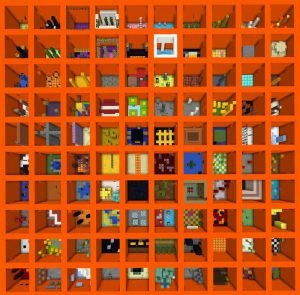 The Orange Parkur Haritası