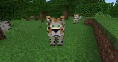 Tigers Addon – Minecraft 1.8