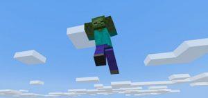 flying zombies addon