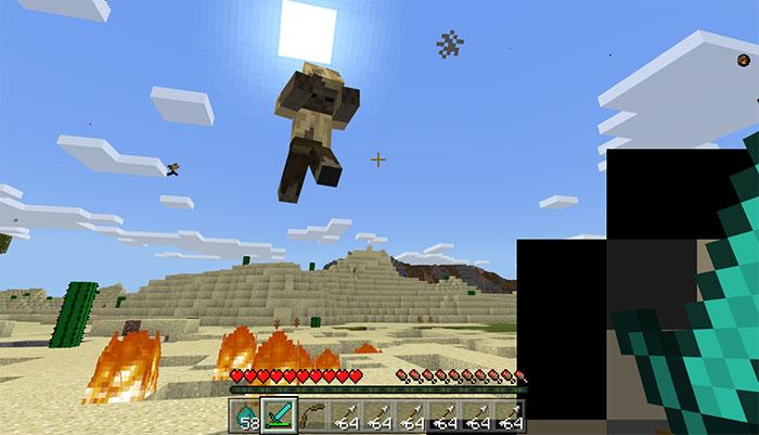 uçan zombiler eklentisi