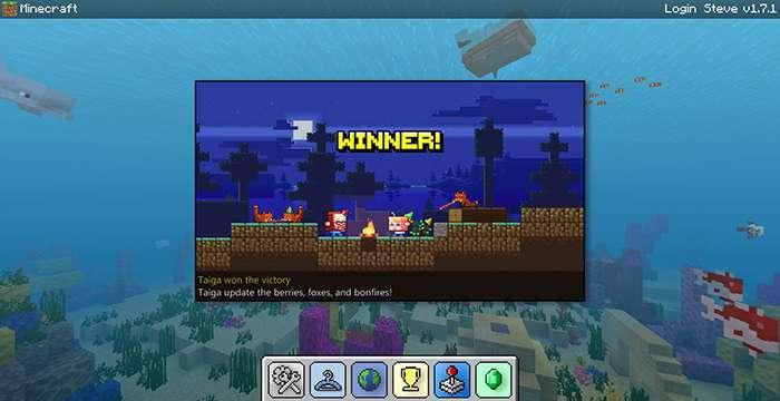 UIPack (Gelişmiş Menü Ayarları) – Minecraft 1.9