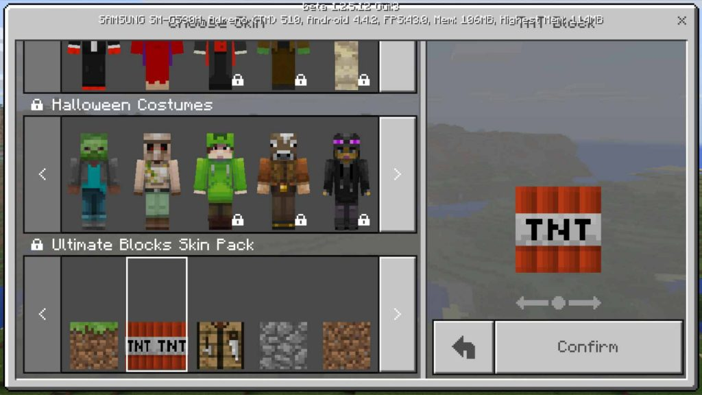 Ultimate Blocks Skin Pack