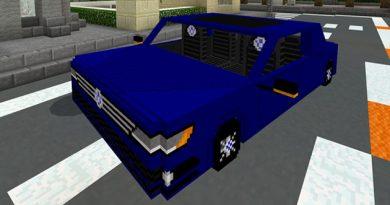 Volkswagen Jetta 2016 Sport Addon – Minecraft 1.6