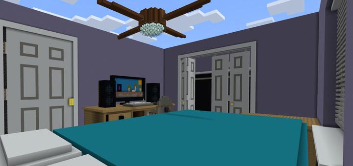 Wambo's Room (Hide and Seek) Map – MCPE