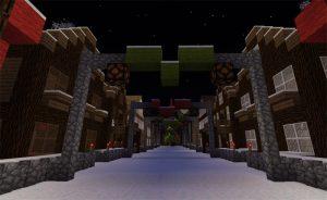 Noel'de 10 Minigame Haritası