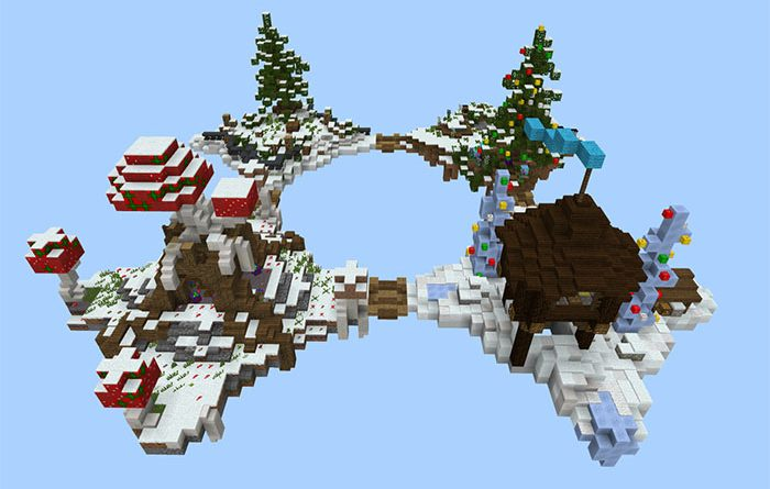 Xplosions XMas Minigame Haritası